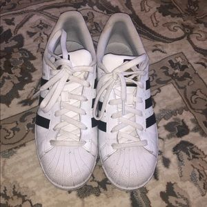 Adidas Super Star Shell-top Size 8